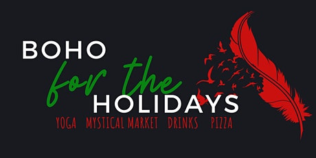 Boho for the Holidays tickets