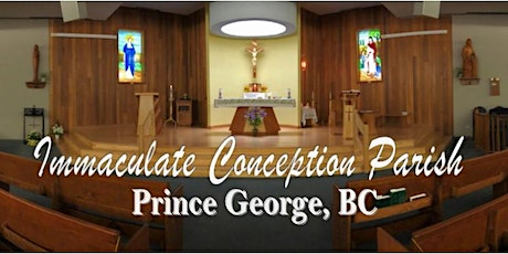 Oct 24-25, 2020  Immaculate Conception Sunday Mass Tickets tickets