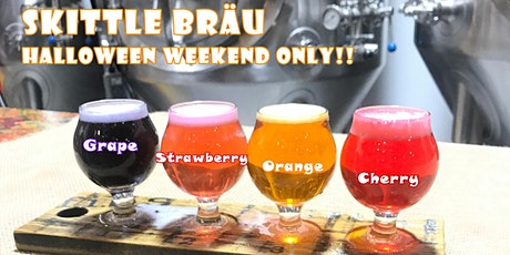 Skittle Bräu Release. Halloween Weekend Only! tickets