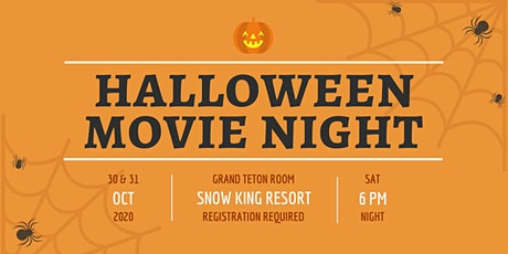 Free Halloween Movie! tickets