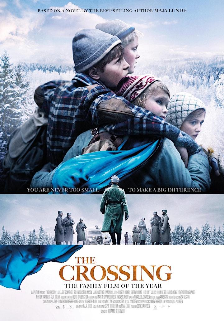 Holocaust Education Week Family Film Screening - The Crossing image