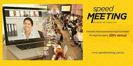 Speed Meeting Virtual - 02/dezembro ingressos