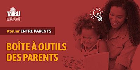 Boîte à outils des parents billets