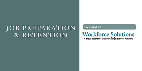 Job Preparation & Retention tickets