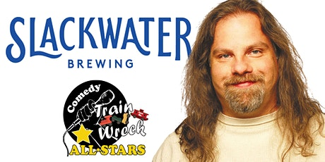 Comedian Tim Nutt at Slackwater Brewing tickets