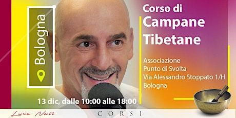 Corso Campane Tibetane - Luca Nali