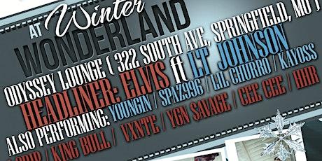 Winter Wonderland @ Odyssey Lounge tickets