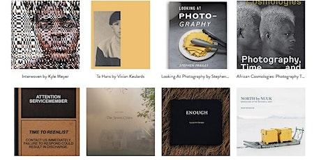 Online Photobook Group w/ Contemporary Photographers tickets