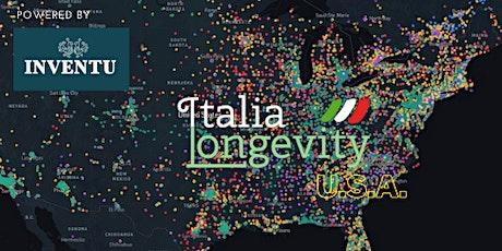 Inventu ITALIA LONGEVITY USA a SMAU MILANO biglietti
