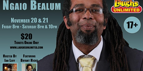 Ngaio Bealum featuring Bryant Hicks - Inside the Showroom! tickets