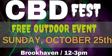 CBD Trick or Treat FEST! Brookhaven tickets