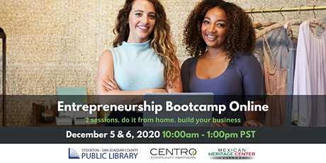 Looking for business support? Join this short workshop, we will help you!