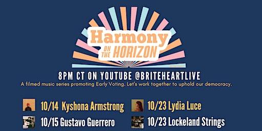 Harmony on the Horizon Early Vote Concert Series