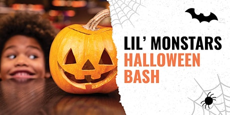 Monsters Inc. & Lil Monstars Halloween Party tickets