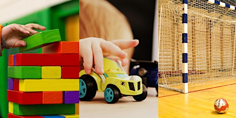 Family Ties - Indoor Playgroup tickets