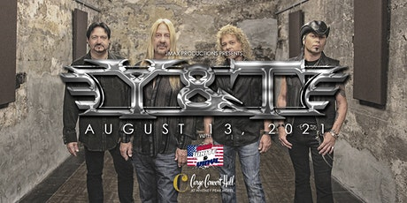 Y&T at Cargo Concert Hall tickets