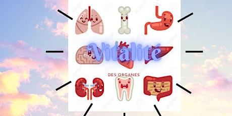 Vitalité des Organes billets
