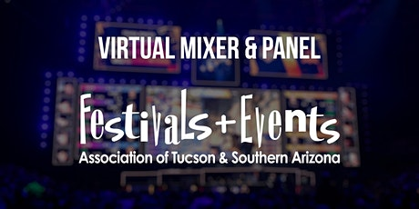 FEATSAZ Virtual October Mixer: Virtual Events Panel tickets