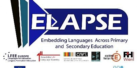 Launching ELAPSE:Embedding Languages Across Primary and Secondary Education tickets