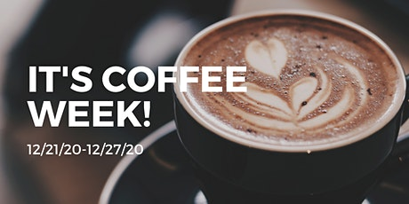 Coffee Week 5k tickets