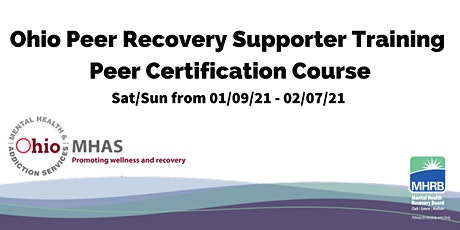 Ohio Peer Recovery Supporter Training tickets