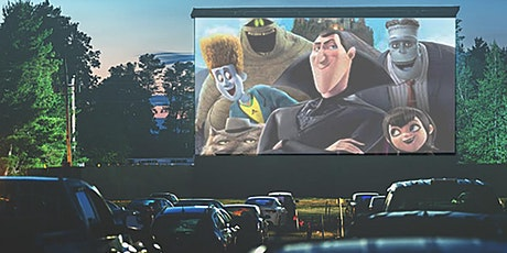 Movies at Dix Park - Halloween Family Drive In- Hotel Transylvania tickets