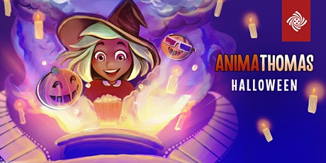 Anima Thomas Halloween ingressos