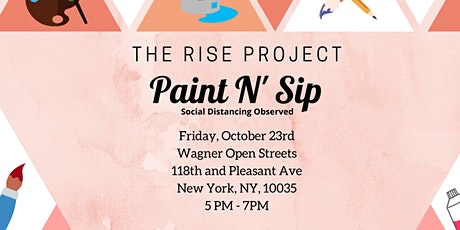 Community Paint N' Sip tickets