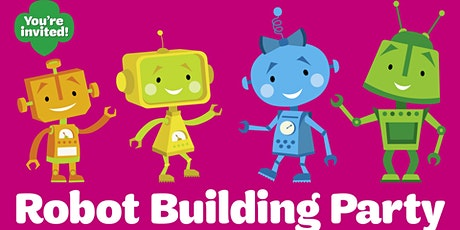 Robot Building Party - Loretto & Merrill Rd Elementary tickets