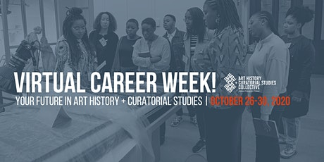 Grad School Info Sessions, Career Week! tickets