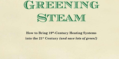 Steam Heat Sustainability tickets