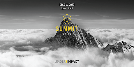 LeaderImpact Summit 2020 tickets