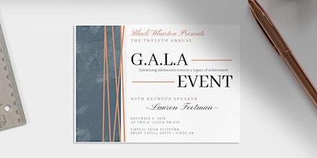 Black Wharton's 12th Annual GALA tickets