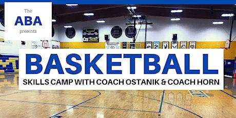 ABA Basketball Skills Camp tickets