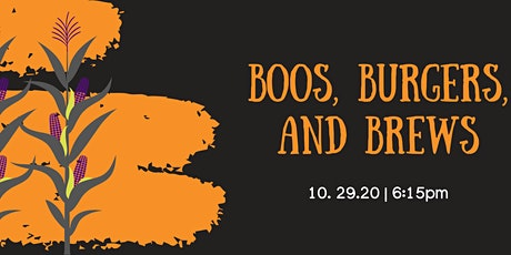 Boos, Burgers, and Brews tickets