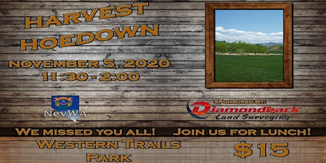 NevWA Harvest Hoedown tickets