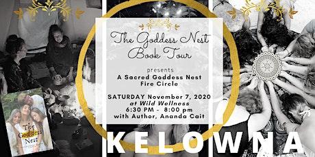 Sacred Fire Goddess Nest in the Lavvu! tickets