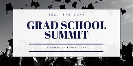 Grad School Summit tickets