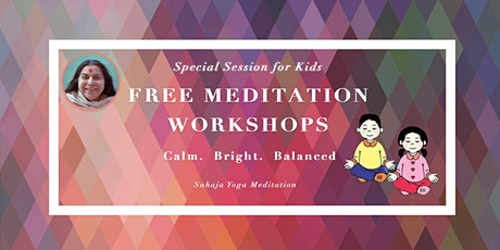 Fall Meditation Workshop for Kids (Online Event) tickets
