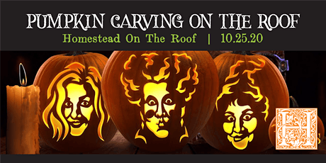 Pumpkin Carving On The Roof tickets
