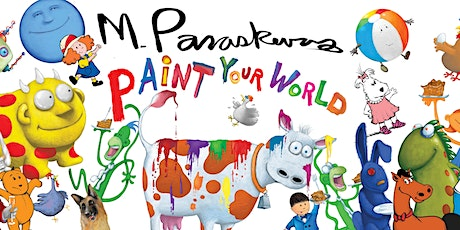 Zoom Bedtime Stories: Mr. Moon & Paint Your World tickets