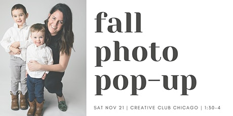Heyday Homes November Photo Pop-Up tickets