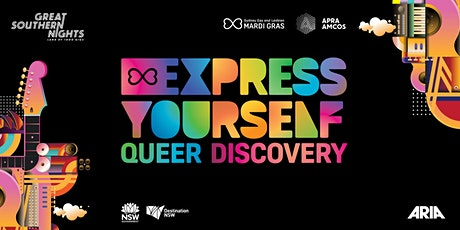Express Yourself - Queer Discovery tickets