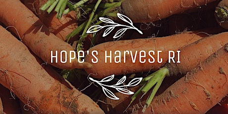 Gleaning Trip with Hope's Harvest RI Friday, October 23rd 10 - 1PM tickets