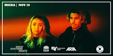Great Southern Nights presents Micra live at Kelly's tickets