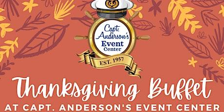 Thanksgiving Day Buffet tickets