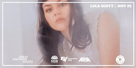 Great Southern Nights presents Lola Scott live at Kelly's tickets
