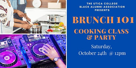 Brunching 101 (Cooking Class and Brunch Party) tickets