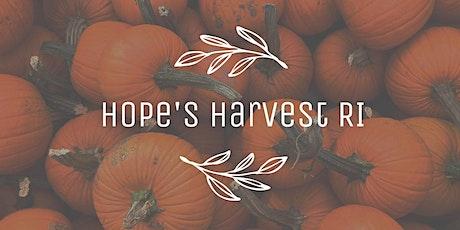 Pumpkin Gleaning Trip with HHRI Wednesday, October 21st 10:00AM - 1PM tickets