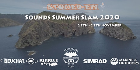 2020 Sounds Summer Slam tickets